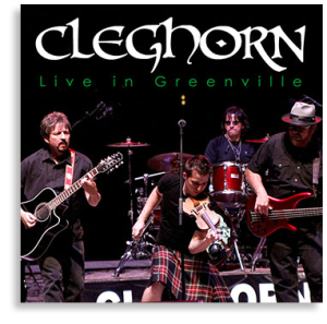 cleghorn live in greenville cover